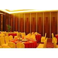 Buy cheap Soundproofing Floor to Ceiling Folding Acoustic Rolling Room Dividers 500 mm Width product