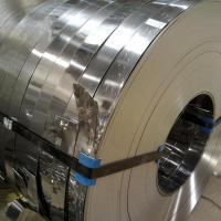Buy cheap 201 / 304 / 316L / 202 Stainless Steel Slit Coil Rolled ASTM A537 , ASTM A302 Standard Coil and Slit Strips product