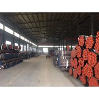 Buy cheap A524 A106 Grade Seamless Stainless Steel Tubing , Max 0.21% Carbon MS Seamless Pipe  product