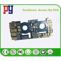 Buy cheap Power Supply 6 Layers FR4 PCB Board Blue Solder Mask 2.0mm Board Thickness product
