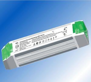 Buy cheap EN 61000-3-2 Trailing Edge Triac Dimmable Led Driver 50 Watt 1200mA 25V SAA product