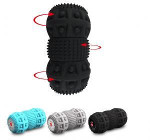 Buy cheap Relaxed Vibration Foam Roller Foam Roller Shoulder Massage 3 Parts Unique Design product