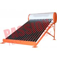 Buy cheap 0.5 Bar Thermosyphon Solar Water Heater , Industrial Solar Water Heater 200 Liter product