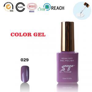 Buy cheap UV GEL NAIL POLISH FOR beauty salon product