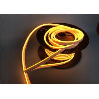 Buy cheap Waterproof 6mm Led Neon Rope Light Taiwan Chip 2 Years Warranty product