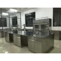 Buy cheap Commercial Stainless Steel Worktables / Workbench With Drawers Clean Workshop Use product