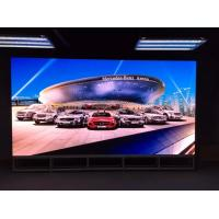 Buy cheap 4K HD P2.5 Indoor Led Screens Black SMD 3IN1 2121 Original Epstar Chip product