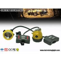 Buy cheap 28000 Lux Explosion Proof mining cap lights, Germany Bayer PC miners head lamp from wholesalers