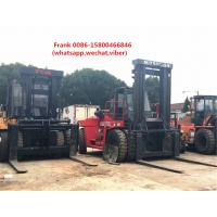 Buy cheap Hydraulic System FD300 Mitsubishi Forklift Trucks , Used Forklift Equipment product