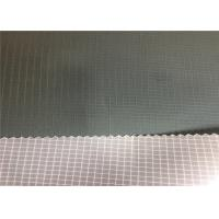 Buy cheap Ribstop Waterproof Polyester Oxford Fabric Plain Style With TPU White Membrane product