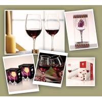 Buy cheap Crystal Stemware Wine Glasses Long Stem Lead Free Dish Washer Test product