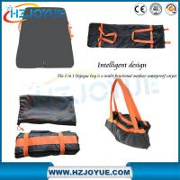 China Manufacturer multifunction hot sale portable light weight waterproof Folding Compact camping blanket on sale
