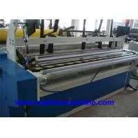 Buy cheap 3 Phase Coloured Toilet Tissue Making Machine Form Jumbo Roll 1800mm - 3500mm product