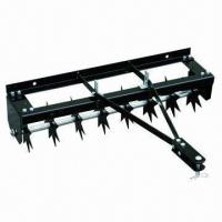 Buy cheap 32-inch spike aerator with 50lbs/22.7kg tray capacity product
