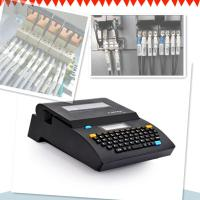 Buy cheap portable smart Cable ID Printer , industrial identification wire label printer product