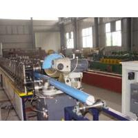 Buy cheap Round pipe roll forming machine for downspout making product