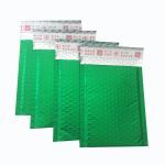 Buy cheap Green Glossy Metallic Foil Bubble Envelope product