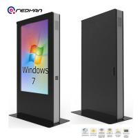 Buy cheap 75 inch Outdoor High Brightness LCD Display in Bus Shelter,Retails and Call Kiosk product