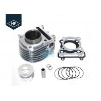 Buy cheap Yamaha MIO125 MIO150 Motorcycle Engine Parts 52.4mm / 58.50mm Bore Diameter product