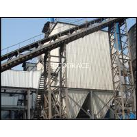 Buy cheap Thermal Power Plant Coal Fired Boiler Dust Collector Equipment High Temperature Gas Filter product