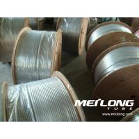 Buy cheap Oilfield Stainless Steel 316l Seamless Round Tubing Corrosion Resistance from wholesalers