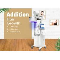 Buy cheap Effective Red Light 650nm Laser Hair Growth Machine / Scalp Treatment Device product