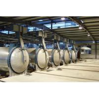 Buy cheap Industrial Insulated AAC Autoclave With Autoclaved Aerated Concrete Block ASME standard product