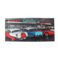 Buy cheap Custom Printing 3D Lenticular Poster PET Flip Change Image High Definition product