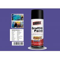 Buy cheap Xylene Free Fast Drying Spray Paint UV Resistant With Great Control Caps product