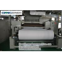 Buy cheap Single / Double Beam Non Woven Fabric Making Machine For Woven Fabric Production from wholesalers