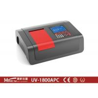 Buy cheap Multi Wavelength Visible Spectrophotometer For Inferior milk / Environmental from wholesalers