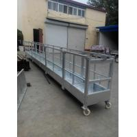 China window cleaning cradle / suspended platform / electric scaffolds on sale