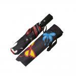 Buy cheap Color Changing Auto Open Close Umbrella / Windproof Folding Umbrella Magic Printing product