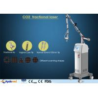 Buy cheap Apolo CO2 Laser 10600nm Fractional/Vaginal Care Normal Mode Laser Machine from wholesalers