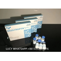 Buy cheap 120IU Medical MUSTROPIN HGH Somatropin 3.7mg/ vial For Muscle Building product