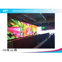 Buy cheap 1000 Nits Brightness Indoor LED Display Board2K Super Clear Paper Thin Video Wall product