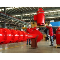 Buy cheap 2500 GPM Diesel Engine Driven Vertical Turbine Pump Normal Water product