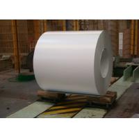Lightweight Color Coated Galvanized Steel Sheet / Coils 900mm - 1250mm Width