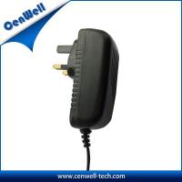 Buy cheap cenwell wall mount type uk plug ac adaptor 12v 2a product