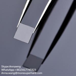Buy cheap Single crystal CVD diamond plates,MCD synthetic diamond plate,SCD diamond plates factory price product