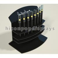 China Mascara Acrylic Cosmetic Display Stands Counter Top Waterproof on sale