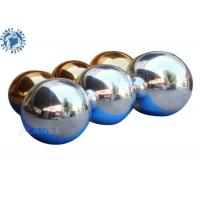Buy cheap Airtight Double Layer Disco 8m Inflatable Chrome Ball product