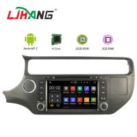 Buy cheap PX3 4core Android Car DVD Player Navigation DVD Player For KIA RIO With Mirror Link product