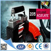 Buy cheap 12v 4x4 mini portable air compressor outdoor tool , 65l / Min Air volume capacity product