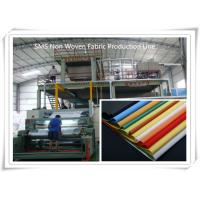Buy cheap SMS Non Woven Fabric Production Line from wholesalers