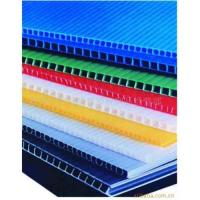 Buy cheap Corrugated plastic sheet product