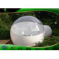 Buy cheap Inflatable Bubble Camping Tent / Dome Igloo Inflatable Bubble House For Exhibition product