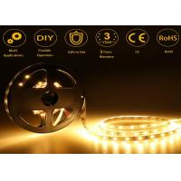 Buy cheap High efficiency Changeable 60 led m CW flexible 2835 led strip light from wholesalers