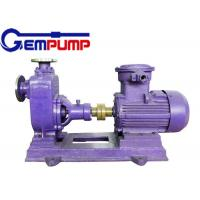 China WFB Self Priming Centrifugal Pump for municipal drainage project / studied breeding on sale