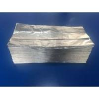 Buy cheap Pre Cut Pop Up Aluminum Foil Sheets Harmless 273mm Width FDA Certification from wholesalers